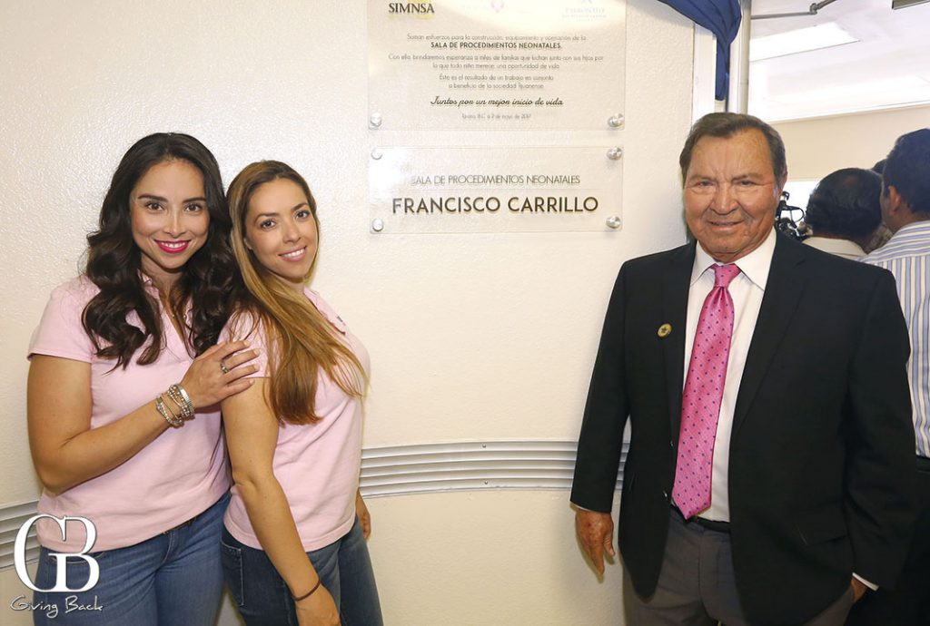 Frank Carrillo Miracle Babies Mexico