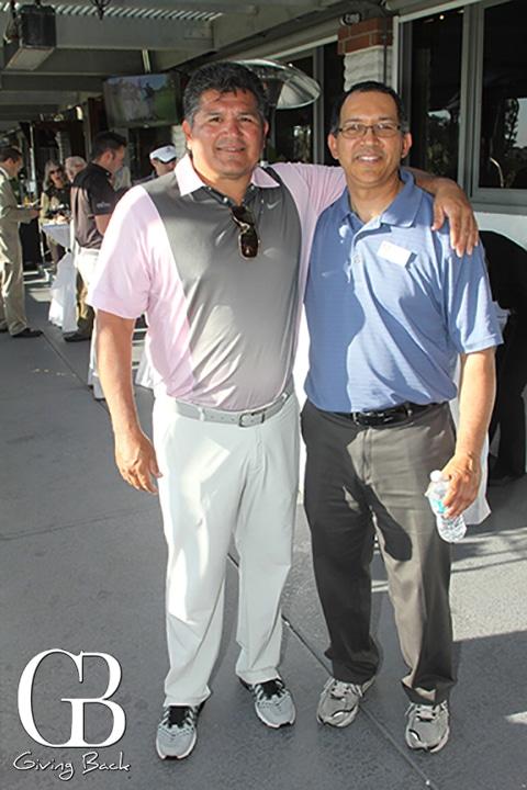 Frank Gomez and Octavio Aguirre