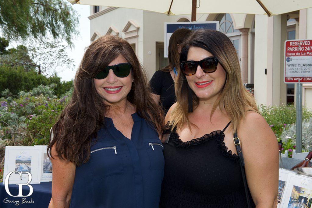 Frannie LaRussa and Stephanie LaRussa