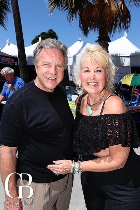 Fred Jauch and Cheryl Mitchell