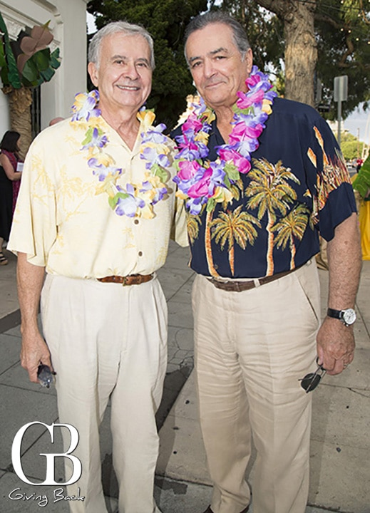 Fred Kleinbub and John Reis