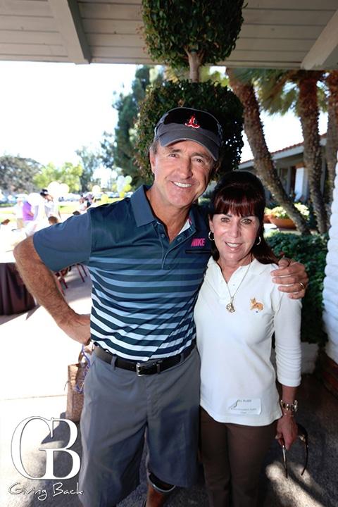 Fred Lynn and Cini Robb