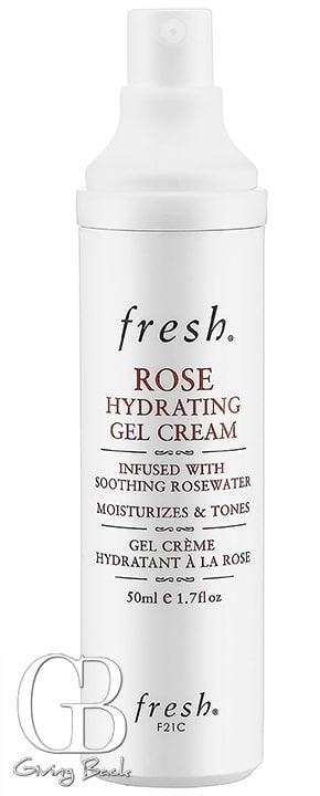 Fresh Rose Hydrating Cream
