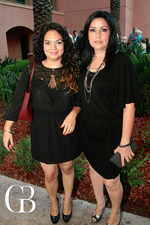 Frida Reyna and Rosalba Corrales