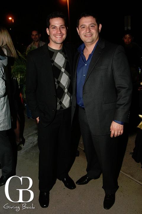 Gabriel Sotelo and Carlos Chacon