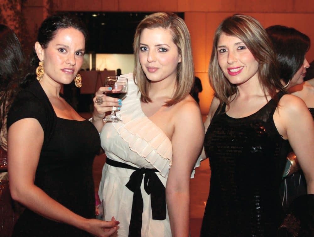 Gabriela Montero, Valeria Vega and Haydee Trejo.JPG