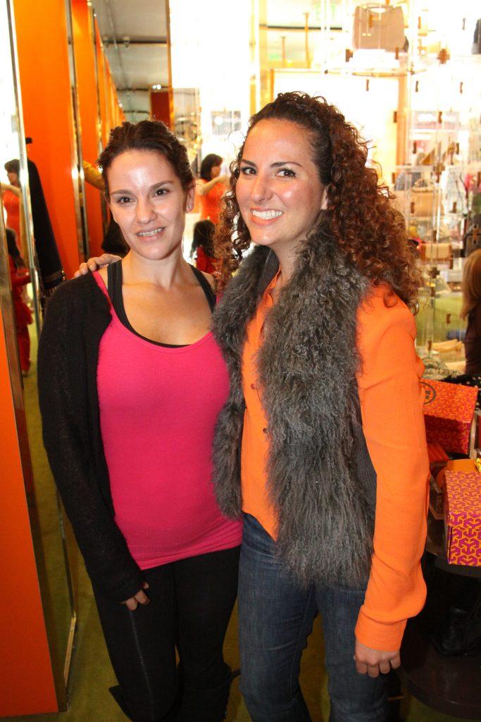 Gabriela Zaragoza y Marisol Manzanos.JPG