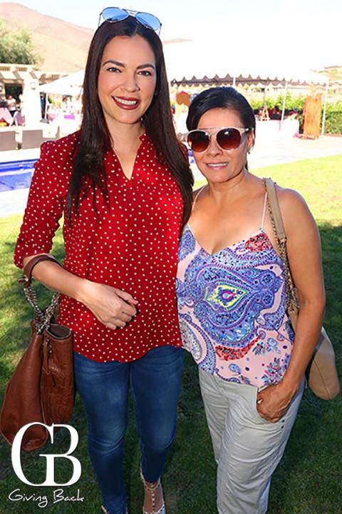 Gabriela Ferrara y Patty Salazar
