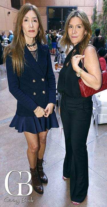 Gabriela Marin y Carla Pero
