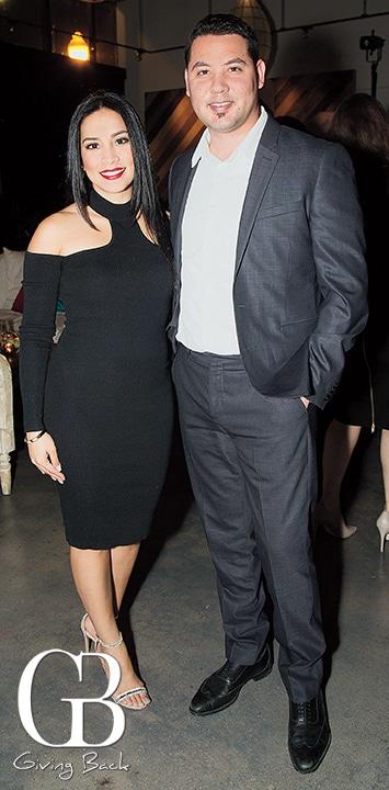 Gabriela and Michael Aldaco