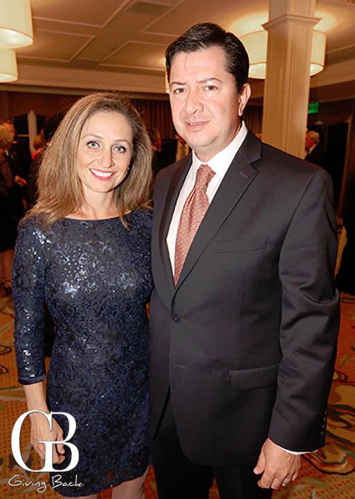 Gabriela y Enrique Hernandez