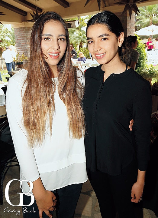 Gabriela y Lucia Alvarez Malo