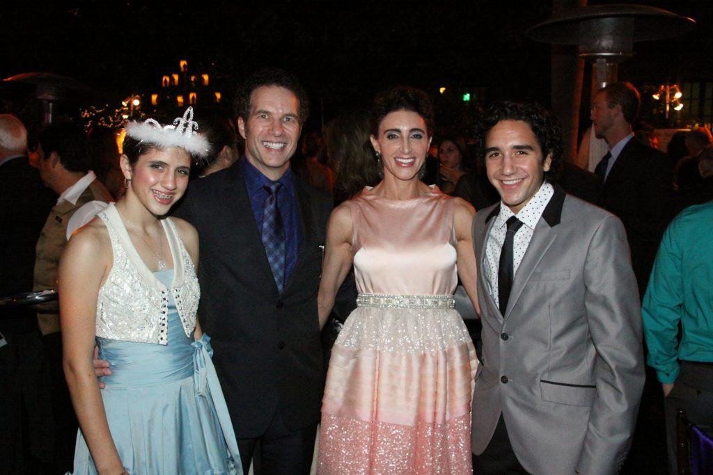 Gabrielle, David, Myriam and Ariel Smotrich.JPG