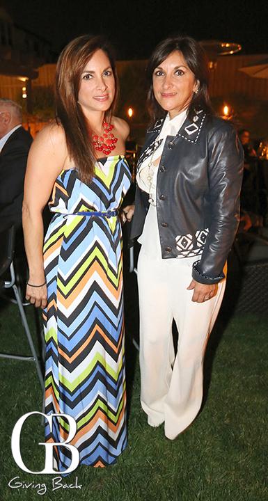 Gaby Barreiro y Karla Stanford