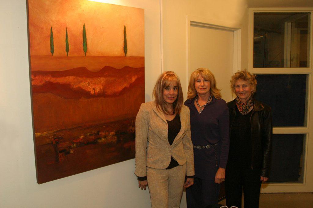 Gail Boughnar, Rosemary Valente and Christine Taylor.JPG
