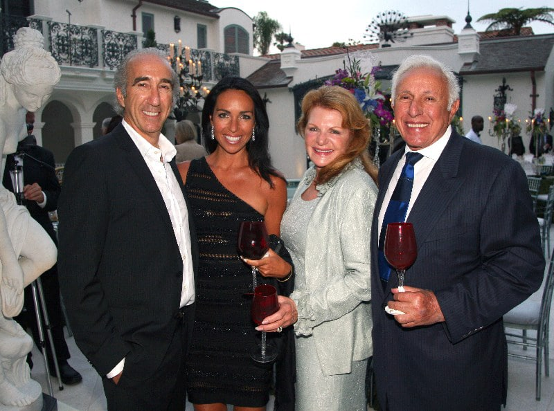 Gary and Nadine Barber with Judy and Peter Corrente.JPG