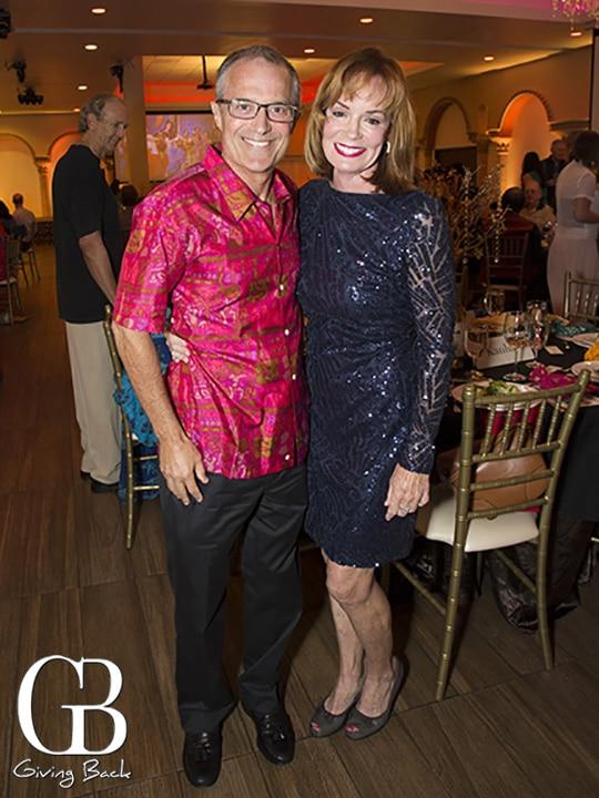 Gary Blake and Laura Short