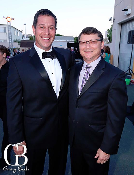 Gary Weitzman and Charlie Piscitello