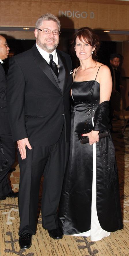 Gavin and Rhonda Meredith