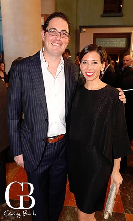 Gavon and Sonia Mandelbaum