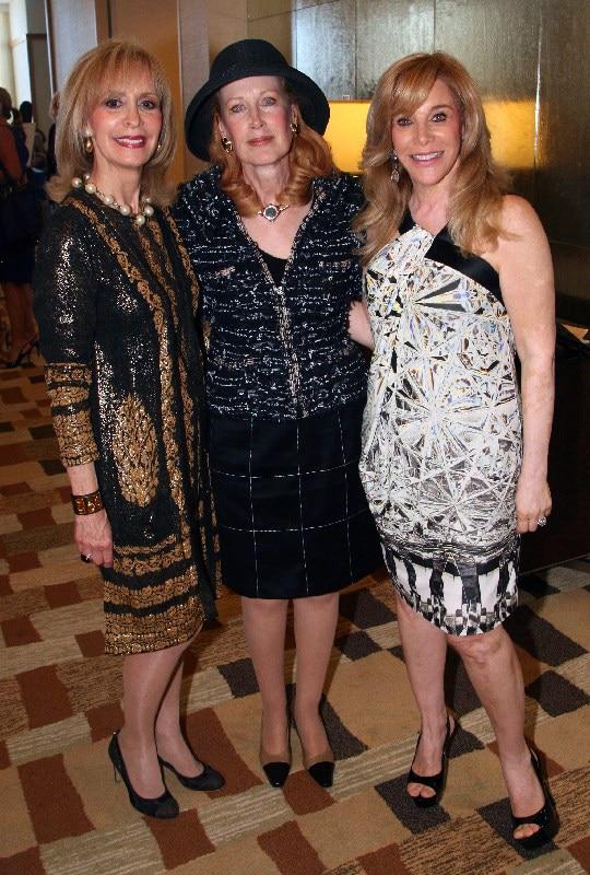 Gene Barth, Marsha Shahon and Madeline Artman.JPG