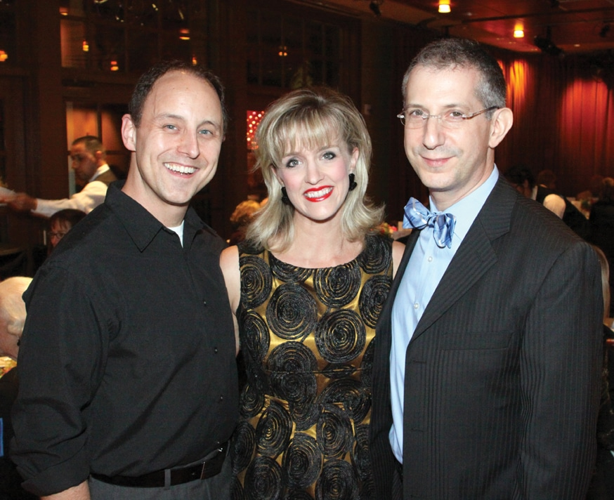 Geno Carr, Nancy Snow Carr and Barry Edelstein.JPG