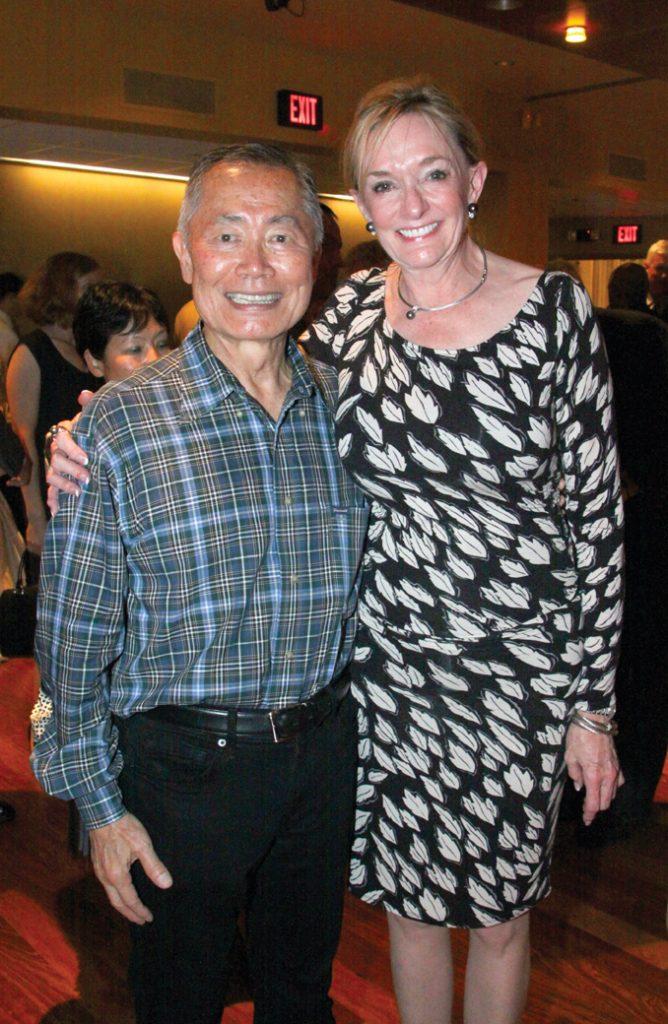 George Takei and Mary Beth Adderley +.JPG
