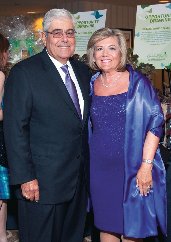 George and Patricia Karetas