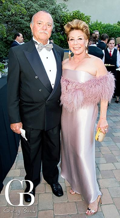 George Cortina and Karen Fox