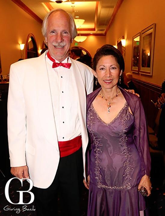 George Novinger y Gladys Jones