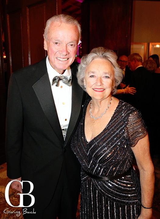 George and Alison Gildren