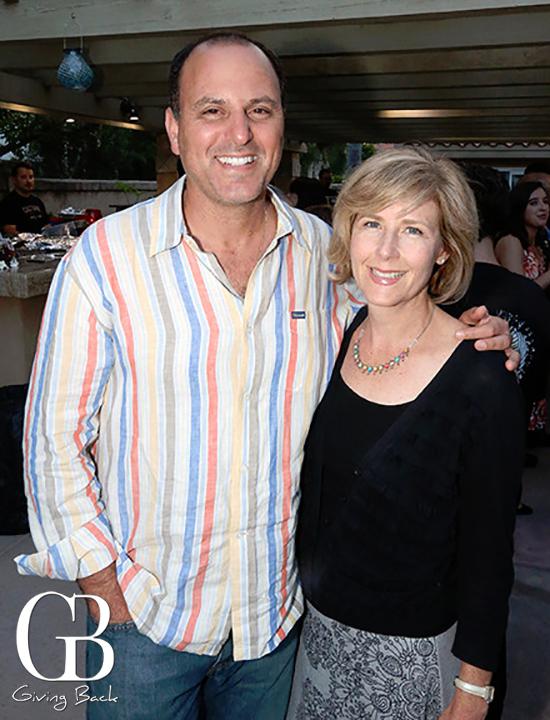George and Julie Bronstein