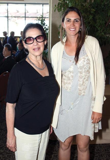 Georgina Serrano and Laila Abdala.JPG