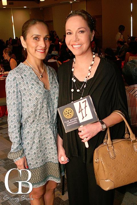Georgina Carabarin and Judith Garcia