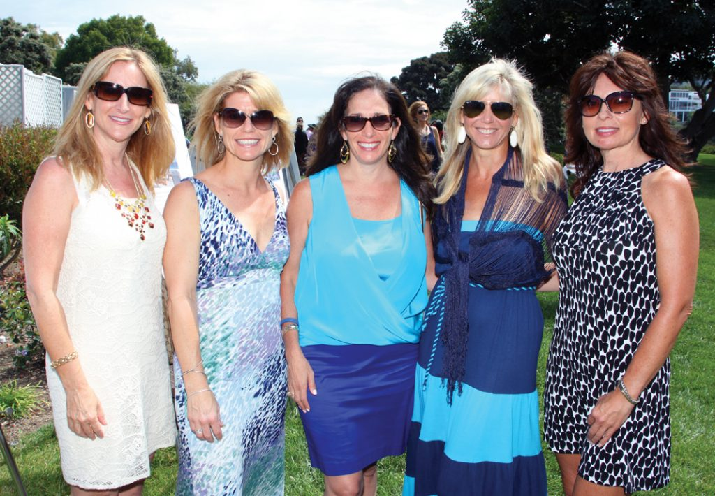 Geri Savitt, Stacy Jacobs, Lisa Altman, Debbie Kuntz and Suzanne Kropf.JPG