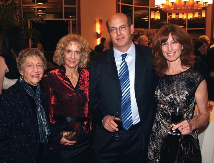 Gerry Levine, Janice Levine Crocker, Robert Levine and Lauren Radack.JPG