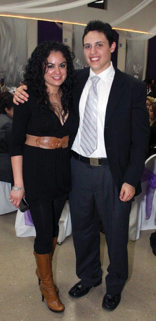 Gina Santoyo y Bruno Ramirez.JPG