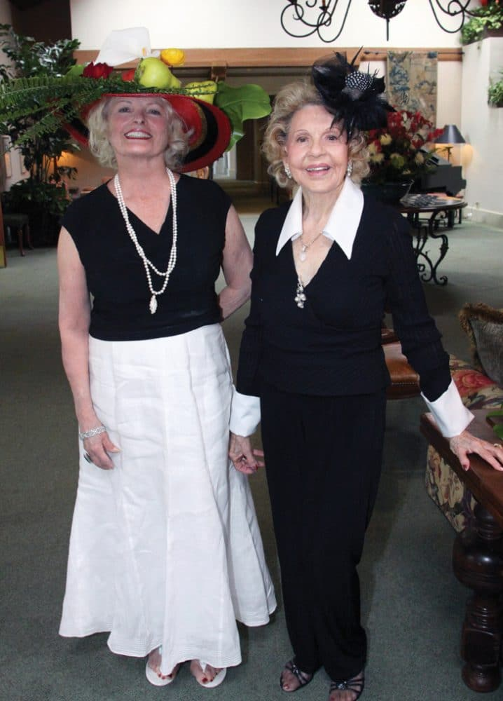 Ginger Reznick and Peggy Fisher.JPG