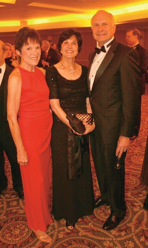 Ginny Black with Margie and John Warner.JPG