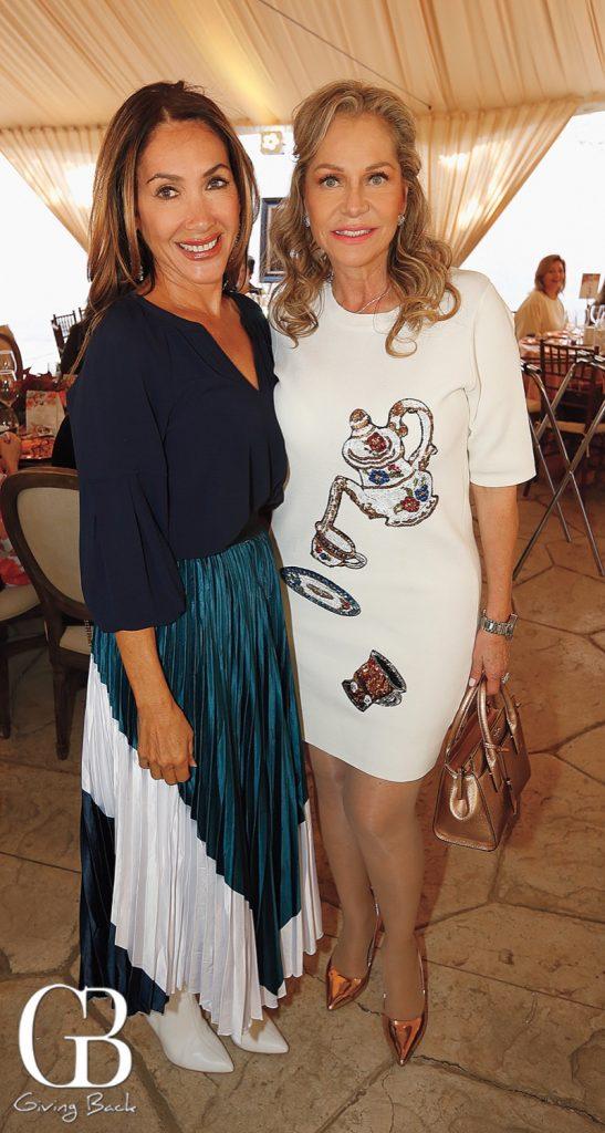 Gisela Ruiz and Roxana Lyle