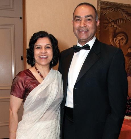 Gita and Ravi Nehta