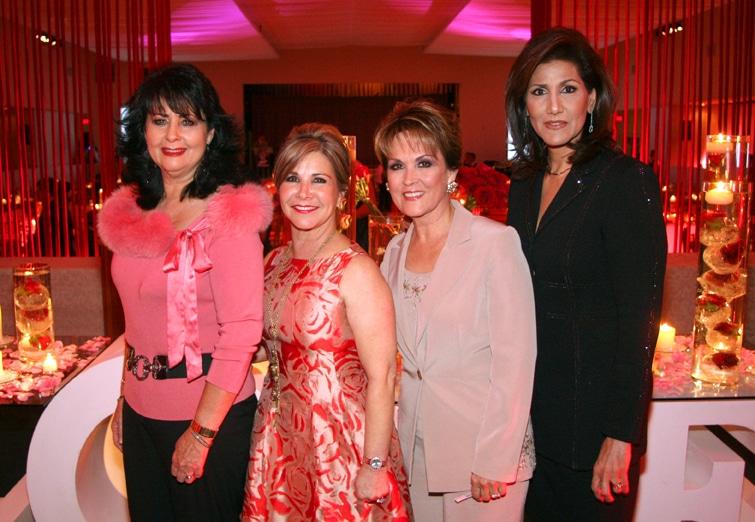 Gloria Pavlovich, Diana Kuri, Lupita Camarena and Mayra Limon +++.JPG