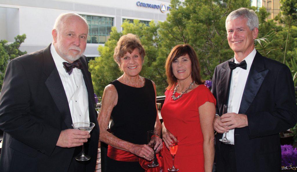 Gordan Brodfuehrer, Jeanette Stevens, Jill Esterbrooks and James Robbins.JPG