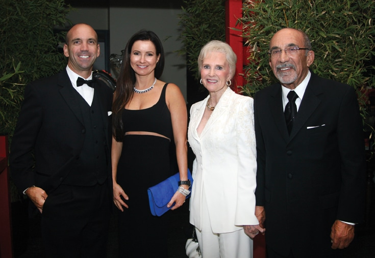 Gordon, Annika, Lael and Jay Kovtun
