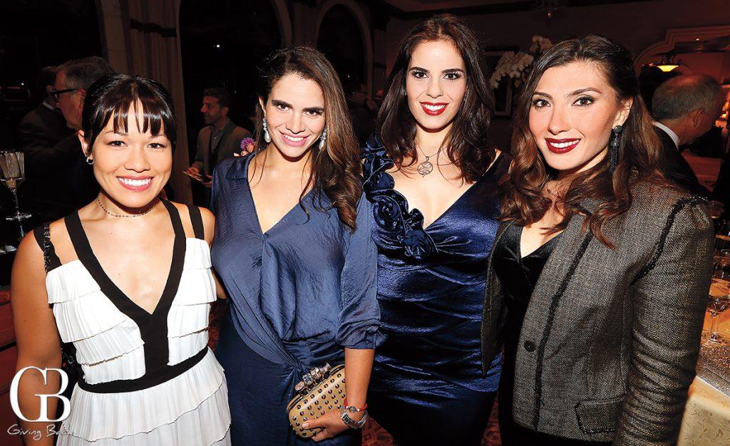 Graciela Manguy  Ana Celina Araiza  Maria Eugenia Ainslie Sada and Denise Davila
