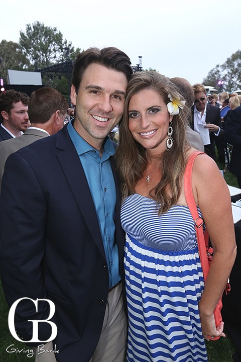 Grant and Tiffany Holm