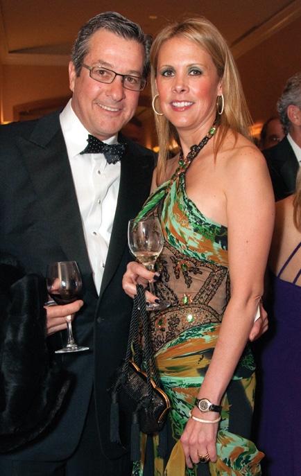 Greg and Gabriella Stavros