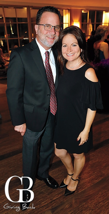 Greg Grant and Susan Mahorney
