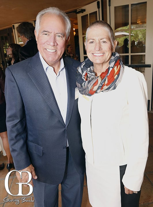Greg and Kathy Rogers