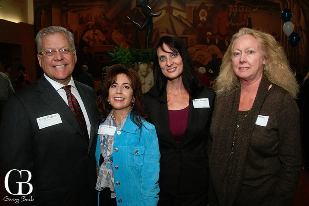 Gregg Haggart  Deborah Reyes  Laura Barreio and Rene LeBlanc